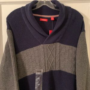 NWT Izod Rollneck Sweater Sz XL